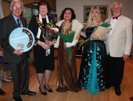 Mayor's Visit to Dalemead