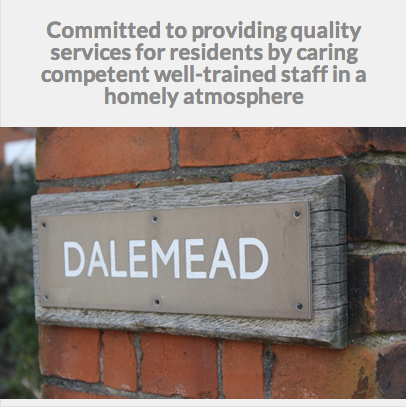 Dalemead nursing home